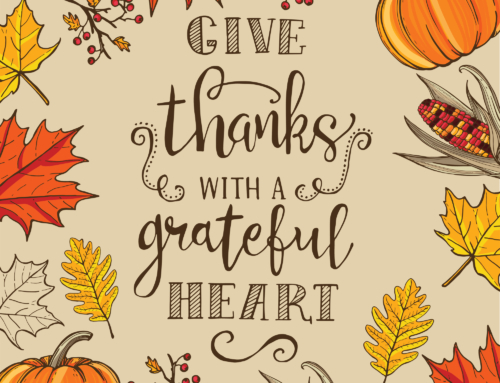 Happy Thanksgiving From Sherwood Dental, Your Kitchener Dentist